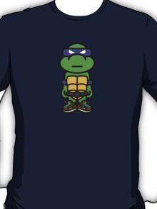 Purple Renaissance Turtle T-Shirt