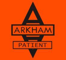 Batman - Arkham Patient by Dorchette