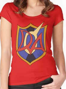 Duel Academia Women's Fitted Scoop T-Shirt