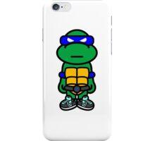 Blue Renaissance Turtle iPhone Case/Skin