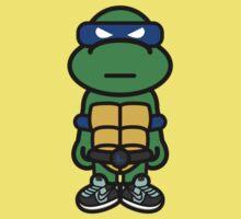 Blue Renaissance Turtle Kids Clothes