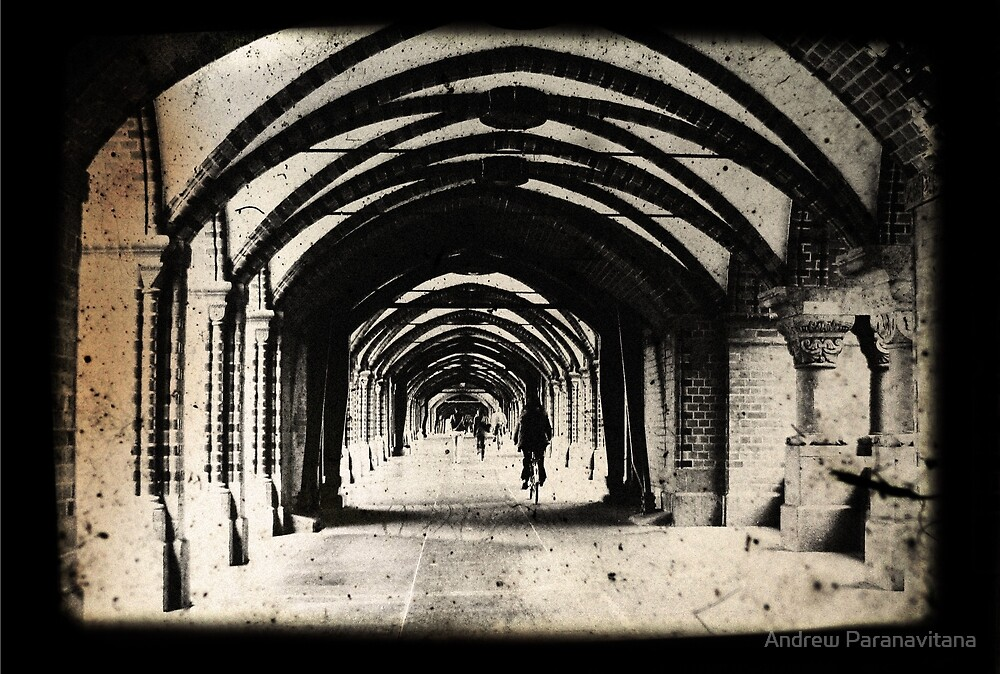 Berlin Arches by Andrew Paranavitana