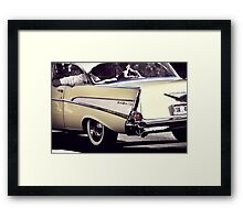 The Grifters Framed Print