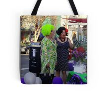 A Sequential Event Tote Bag