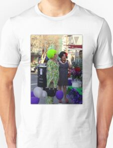 A Sequential Event T-Shirt