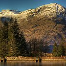 Arrochar Alps by Karl Williams