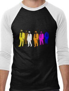 Reservoir Colors with Mr. Blue Men's Baseball ¾ T-Shirt