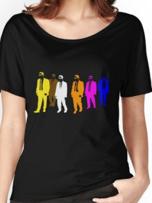 Reservoir Colors with Mr. Blue Women's Relaxed Fit T-Shirt
