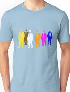 Reservoir Colors with Mr. Blue Unisex T-Shirt