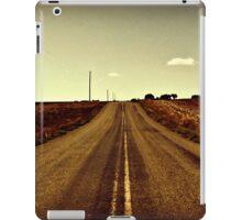 Countryside Road iPad Case/Skin