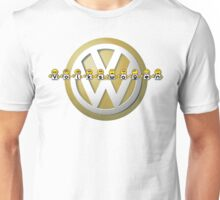 The Volkswagen Emoticon T-Shirt Unisex T-Shirt