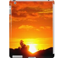 Paint The Sky Gold iPad Case/Skin
