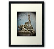 Antiquation Framed Print