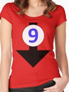 Racer X Women's Fitted Scoop T-Shirt