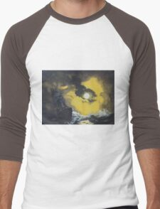 Hellbound Men's Baseball ¾ T-Shirt