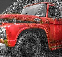 Old Farm Truck HDR SC by JGetsinger