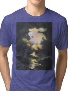 A Rough Night Tri-blend T-Shirt