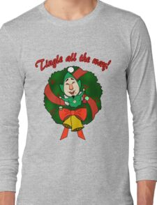 Tingle All the Way Long Sleeve T-Shirt