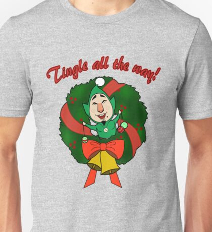 Tingle All the Way Unisex T-Shirt