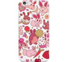 Adorable Bunnies iPhone Case/Skin