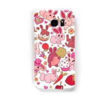 Adorable Bunnies Samsung Galaxy Case/Skin