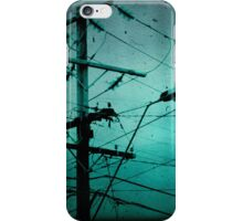 Disconnection iPhone Case/Skin