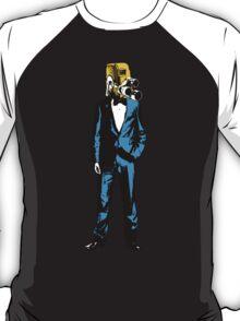 Camera Man Colour T-Shirt