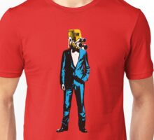 Camera Man Colour Unisex T-Shirt