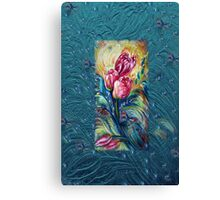 Tulips Fantasy Canvas Print