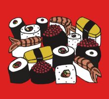 Yummy Sushi! by Louise Norman