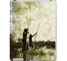 Rustic Lineage iPad Case/Skin