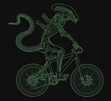 Alien Ride T-Shirt