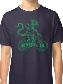 Alien Ride Classic T-Shirt