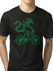 Alien Ride Tri-blend T-Shirt
