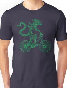 Alien Ride Unisex T-Shirt
