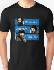 The Good, The Bad, The Belker T-Shirt