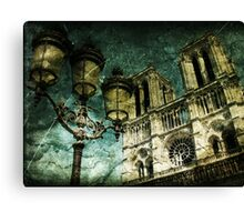 Reinvented History Canvas Print