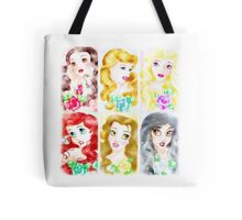 The Garden Of Princesses  Tote Bag