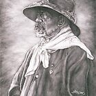 The Buffalo Soldier by jladkins