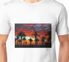 Sunset at St Kilda Beach  Unisex T-Shirt