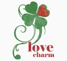 love charm (in red text) T-Shirt