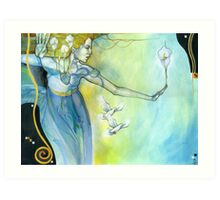 Witness (Heartland) Art Print