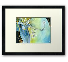 Witness (Heartland) Framed Print