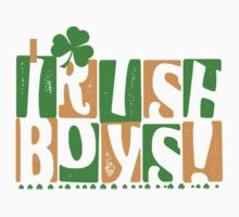 I love irish boys! by red addiction