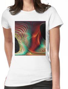 ©DA FS Bubble V2.3 FX Womens Fitted T-Shirt