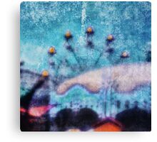 Fairground Innocence Canvas Print