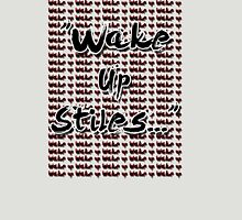 Wake Up Stiles Womens Fitted T-Shirt