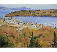 Rossport in the Seventies Photographic Print