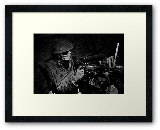 The Gunner by ShaunDaysh