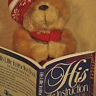 Devotional Bear by mltrue